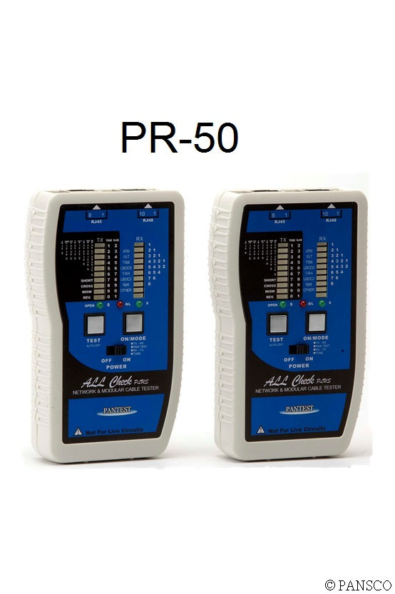 Pansco Ltd Specialized In Cable Testers