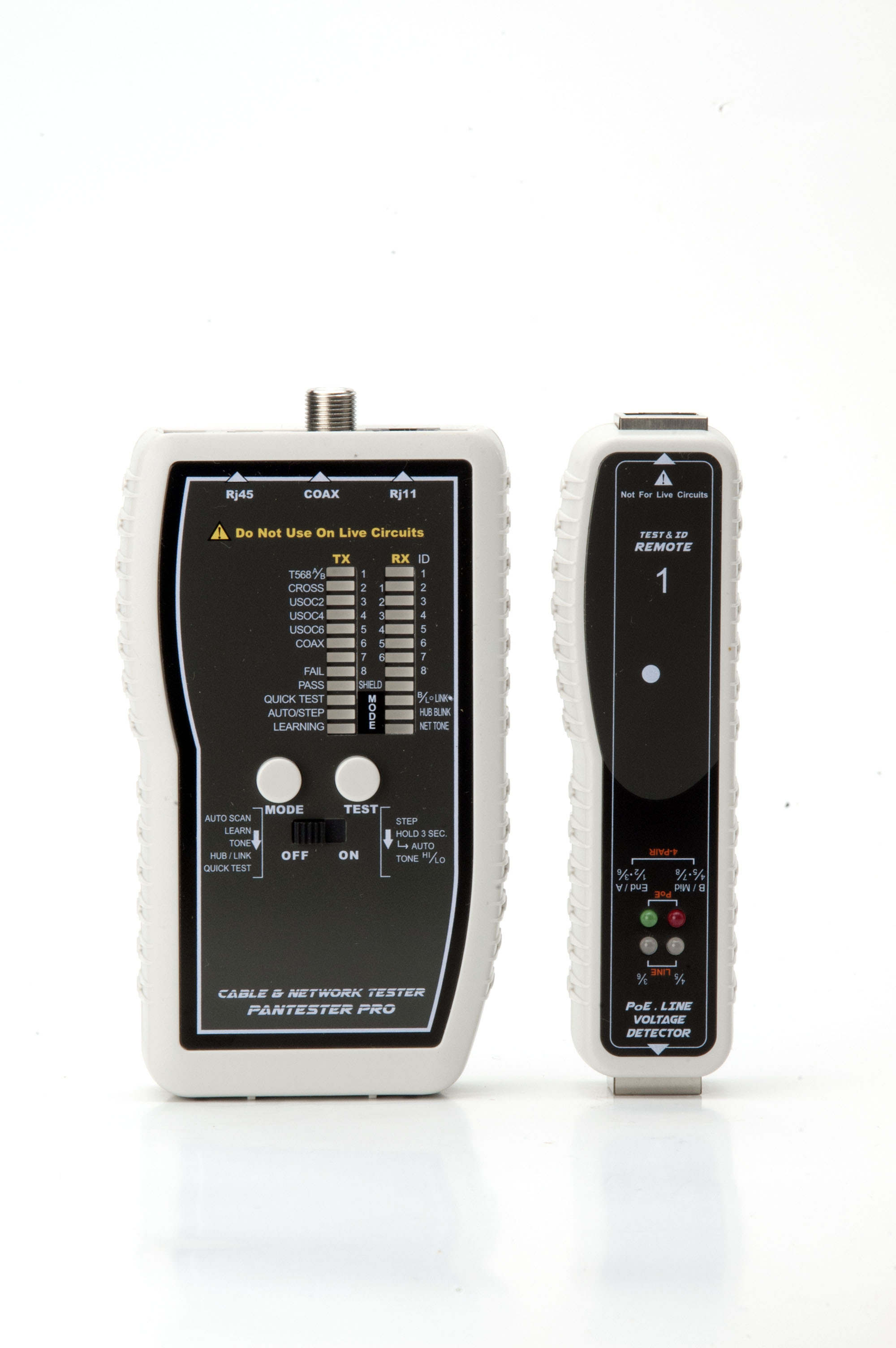 Pansco Ltd Specialized In Cable Testers Remote Tester Circuit More Big Imgs