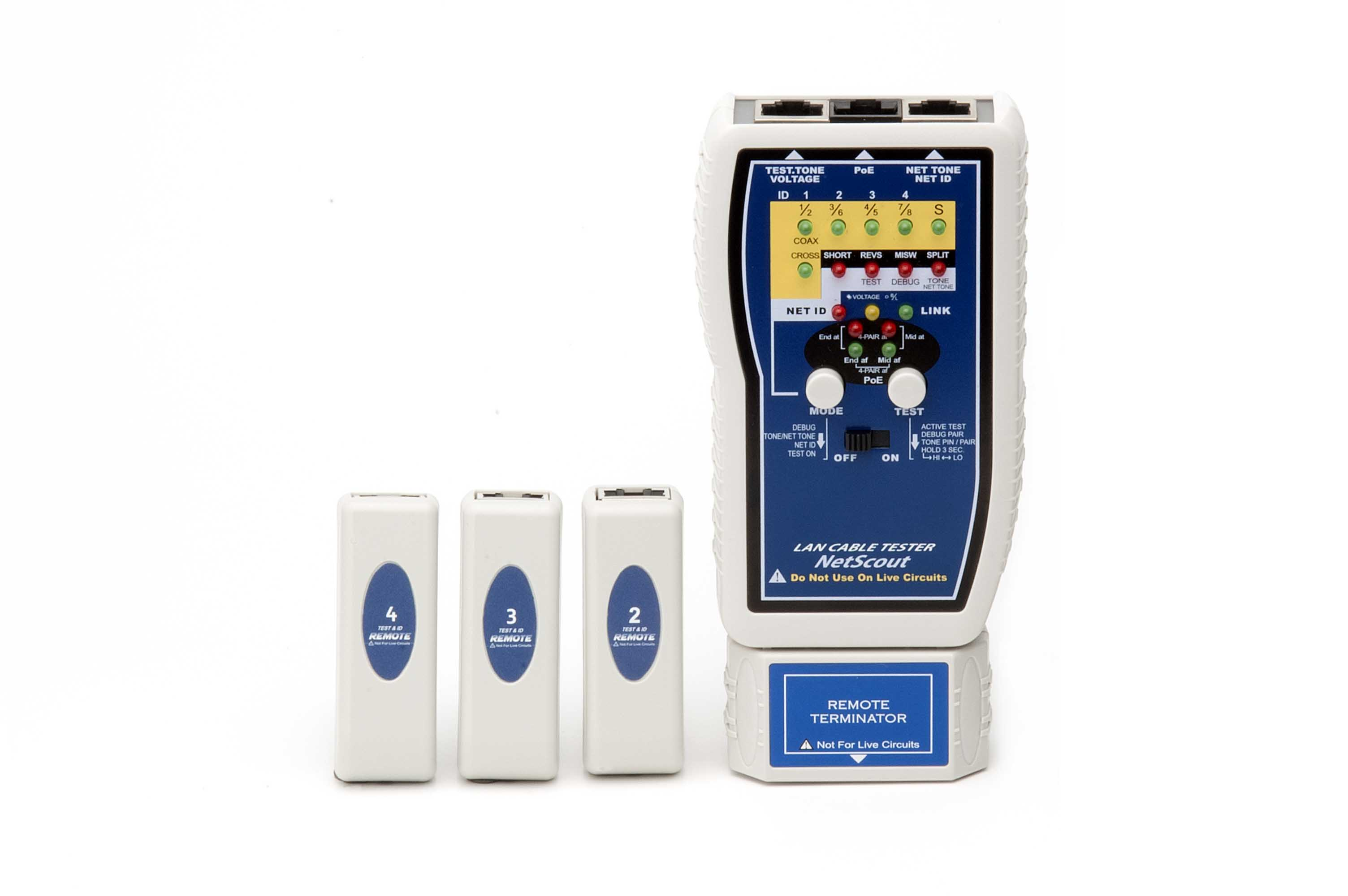 PANSCO, LTD  - Specialized in Cable Testers